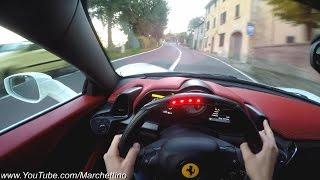 getlinkyoutube.com-YOU Drive the Ferrari 458 Italia FAST! - POV Test Drive