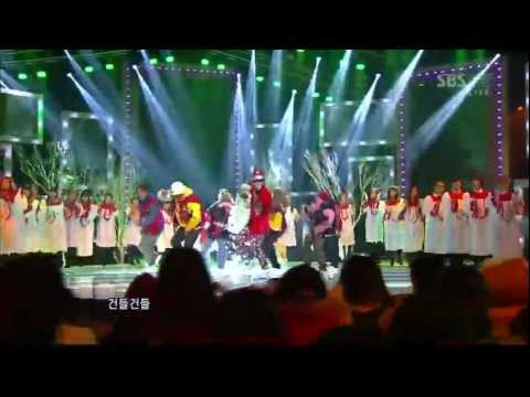 111225 Bang Yong Guk &amp; Zelo - Never Give Up [HD]
