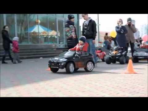 Детский электромобиль BMW X6 JJ 258 - raspashonka.com.ua