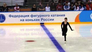 getlinkyoutube.com-Julia Lipnitskaia SP Russian Open Skates 2015  1080p 60fps