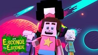 getlinkyoutube.com-Minecraft: STEVEN UNIVERSE! (Esconde-Esconde)
