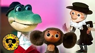 getlinkyoutube.com-Чебурашка и Крокодил Гена —  все серии подряд  [HD]