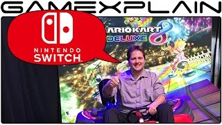We Played More Upcoming Switch Games! Hands-on Discussion (Nintendo Switch Preview Tour)