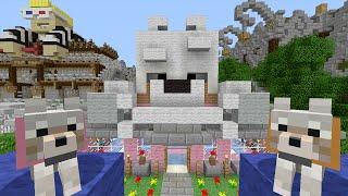 getlinkyoutube.com-Minecraft Xbox - Survival Madness Adventures - Dog Day Care Center [238]