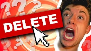 DELETING MY CHANNEL? (Q&A)