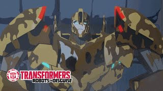 getlinkyoutube.com-Transformers: Robots In Disguise - 'Sticky Situation' Official Clip