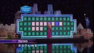 getlinkyoutube.com-Wheel of Fortune 11/24/11: Dumb bonus puzzle