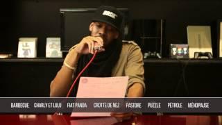 Black Kent - Les Partiels De Punchline #5