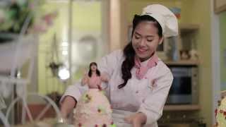 getlinkyoutube.com-The Social Hit - ตอน จาดี สอน แอนนี่ แต่งหน้าเค้ก [ขนมปังเลอแปง by CPRAM]