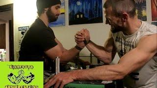getlinkyoutube.com-[NBK] | Thursday Crew | #pOWER | Armwrestling Practice | 1/19/2017