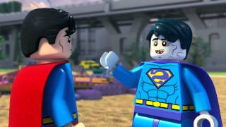 LEGO®: Justice League vs Bizarro League (Svenska)