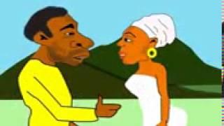 Swahili cartoon(kibonzo)