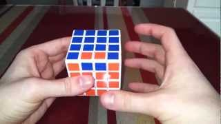 getlinkyoutube.com-Rubik's cube 4x4 edge parity without complicated algorithms