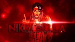 getlinkyoutube.com-WWE Nikki Bella Moveset