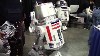 getlinkyoutube.com-How to build a functioning R2D2 R4 Star Wars Droid