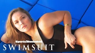 getlinkyoutube.com-Ronda Rousey Crazy Outtakes | Sports Illustrated Swimsuit