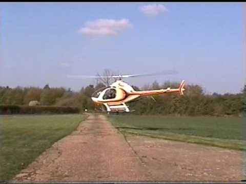 Rotorway Crash