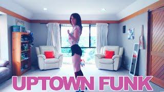 getlinkyoutube.com-Uptown Funk - Mark Ronson ft. Bruno Mars - Just Dance 2016