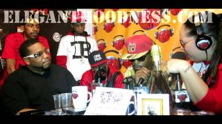 COKE BOYS LIVE ON MEMOIRS BY A.D. THE GENERAL , TY CITI, BO CITI,CHEESE DIOR N MORE