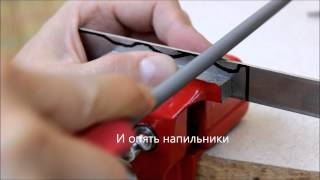 getlinkyoutube.com-Нож своими руками