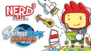 getlinkyoutube.com-Nerd³ Plays... Scribblenauts Unlimited