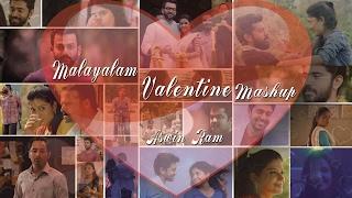 getlinkyoutube.com-Valentine's  Mashup Malayalam  2017 - Aswin Ram