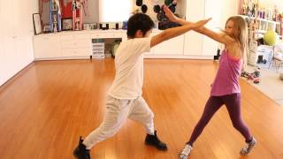 Sean Lew and Autumn Miller-Castles by B.O.B