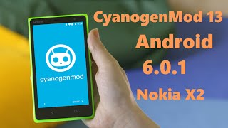 getlinkyoutube.com-How To Install CyanogenMod 13 in Nokia X2 Android 6.0.1 Marshmallow Rom Update Tutorial Easily