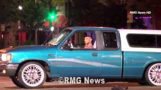 getlinkyoutube.com-Suspected gang member leads officers on wild pursuit ending in gunfire in Los Angeles, California.