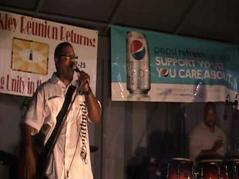 Funky Situation Band performing Rapper's Delight @ 2010 Berkley Reunion Norfolk VA