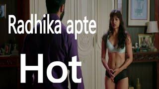 getlinkyoutube.com-Radhika Apte Removing Dress Hot