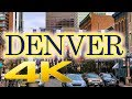 Denver Colorado Travel Tour 4K