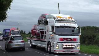 getlinkyoutube.com-TruckFest 2016 Convoy!