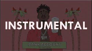 21 Savage - Bank Account (instrumental) Prod. Station 666