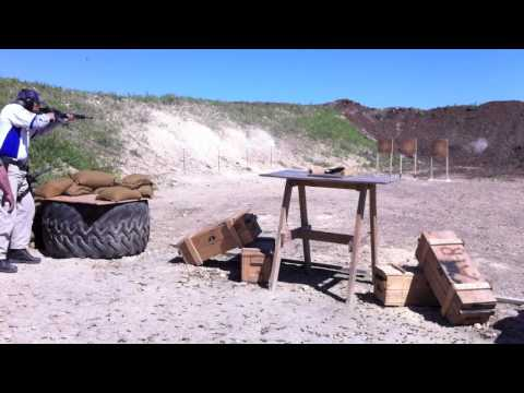 2012 Larue Tactical Texas Multigun - Jerry Miculek