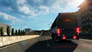 getlinkyoutube.com-Euro Truck Simulator 2 | Türkiye Haritası | Kayseri - Kırşehir | Bölüm 10