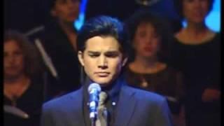 getlinkyoutube.com-Adam Lambert, Maya Haddi, Noa Dori sing SHIR LASHALOM (Song for Peace) Arranged by Sharon Farber
