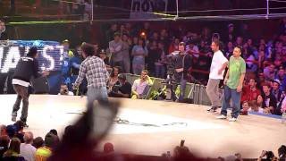 getlinkyoutube.com-Juste Debout 2011 | Final HipHop | Ukay & Aldo vs Les Twins (win)