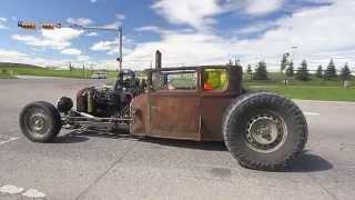 getlinkyoutube.com-'27 Ford ratrod diesel