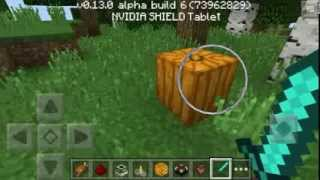 getlinkyoutube.com-Minecraft PE 0.13.0 Build 6 (ÚLTIMA BUILD) Download APK