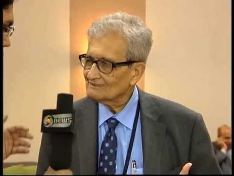 Amartya Sen's exclusive interview to DD News correspondent Sidhan Sibal