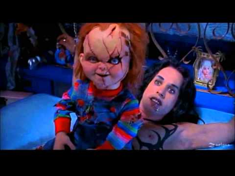 Bride Of Chucky -chucky's First Kill Scene Hd