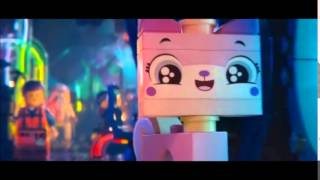 getlinkyoutube.com-The Lego Movie - Unikitty Moments + Funny Moments HD