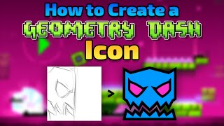 [Geometry Dash] How to make a Texture Pack (Part 2: Icons)
