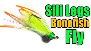 getlinkyoutube.com-Beck's Sili Legs Bonefish Fly Tying Instructions