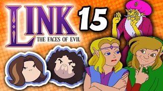 getlinkyoutube.com-Link: The Faces of Evil: The Most Scary Monster in the Game Ever - PART 15 - Game Grumps