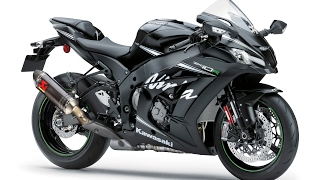 Kawasaki Ninja ZX-10R  Winter Test Edition