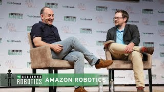 Robots at Amazon