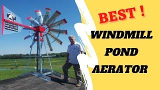 getlinkyoutube.com-American Eagle Windmills