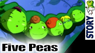 getlinkyoutube.com-Five Peas -  Bedtime Story (BedtimeStory.TV)